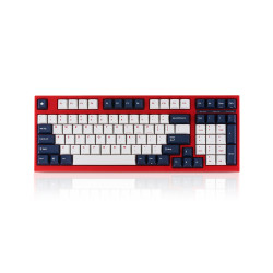 Leopold FC980M White Blue Star